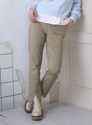 Humble by Sofie Ivonne sand farvet bukser forår 2021