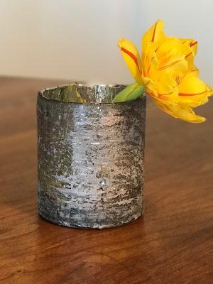 By Living cylinder glasvase lille