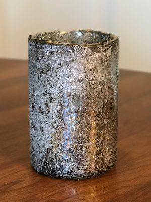 By Living cylinder glasvase mellem