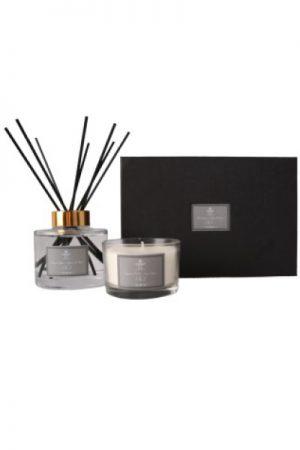 Cest Bon gaveæske med duft, lys og duftpinde. No. 1