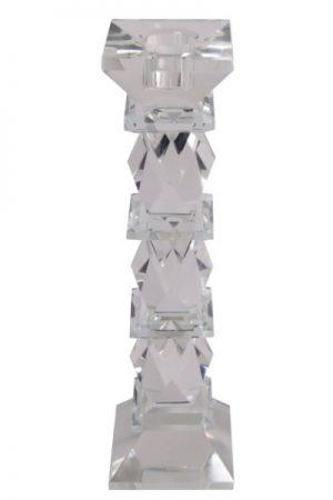 Cest Bon krystal lysestage H: 22 cm