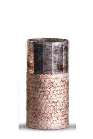 By Living glas vase rainbow H. 21 cm